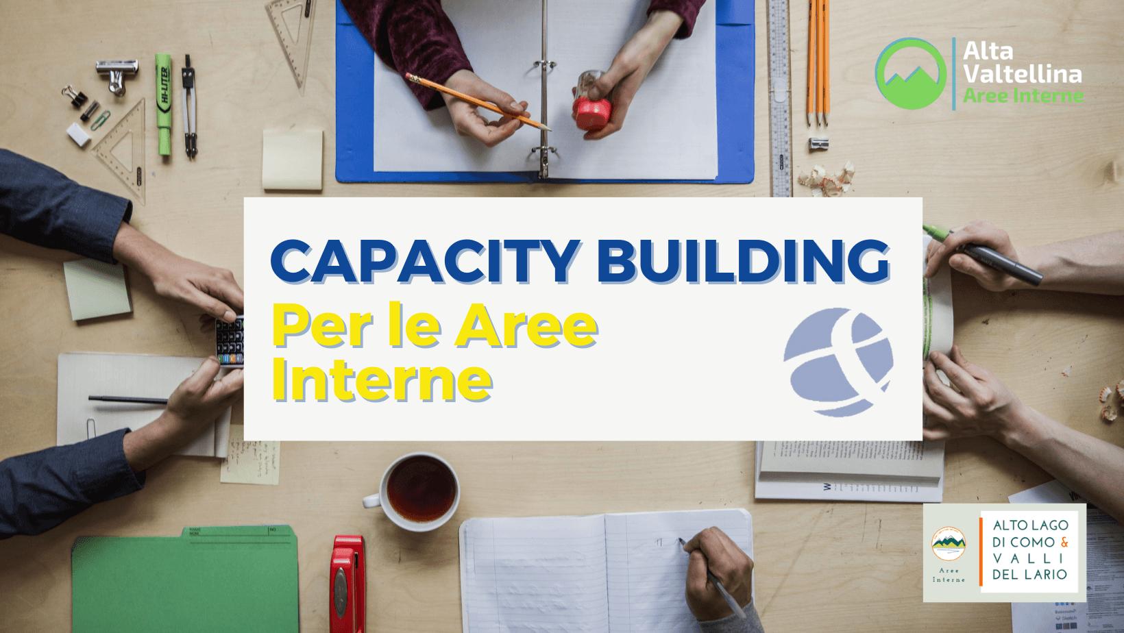 Capacity Building per le Aree Interne