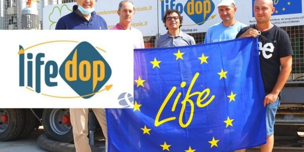 Visita di monitoraggio per il progetto LIFE DOP