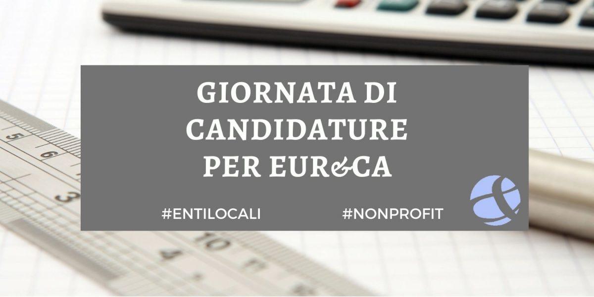 Giornata di candidature per Eur&ca: dalla cultura al commercio al fianco di Comuni e Non Profit della Lombardia