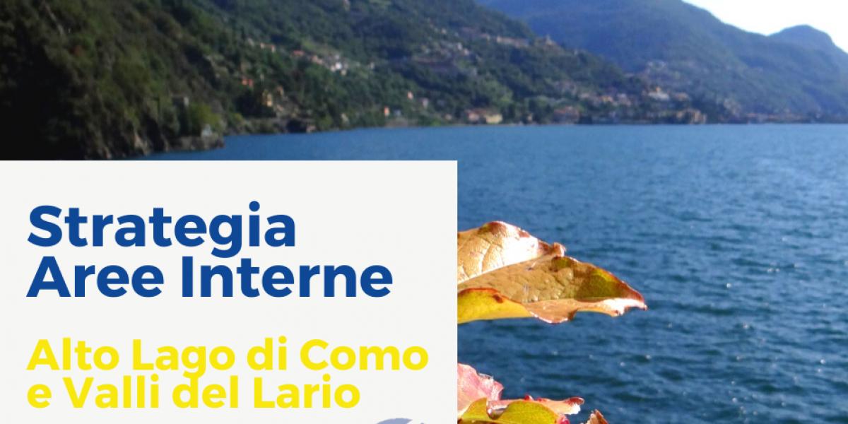 Aree Interne: verso la firma dell'Accordo per l'Alto Lago