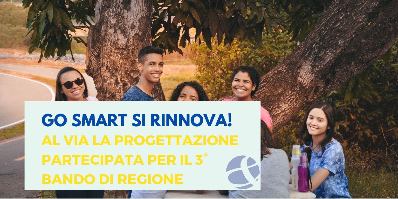 Politiche giovanili: dal progetto GO SMART alla terza edizione del bando
