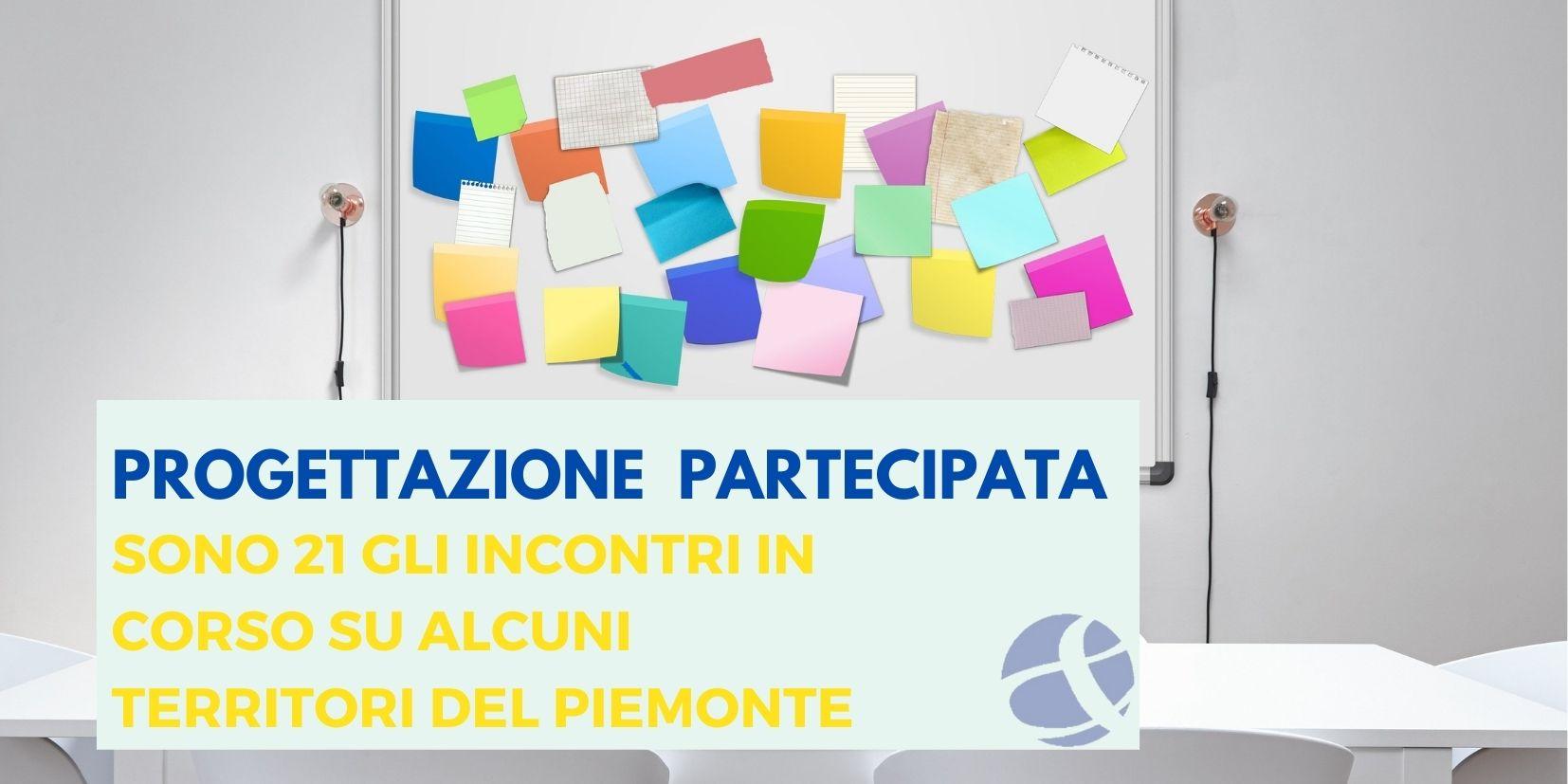 Progettazione partecipata nei Distretti del Commercio del Piemonte